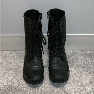 Steve Madden   Troopia Combat Boots